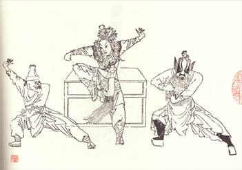 三岔口mp3下载_京剧《三岔口》 - 京剧剧目_京剧名篇介绍 - 戏曲文化网